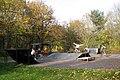 BMX-Skate zone, Newbold Comyn Park - geograph.org.uk - 1563315.jpg