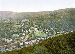 Schlangenbad - Bad Schlangenbad about 1900