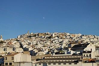 Juan Alfonso de Baena - Town of Baena