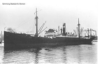 SS <i>Bärenfels</i> (1921)