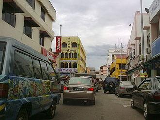 Bahau - Bahau Town downtown