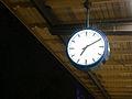 Bahnhofsuhr am Bahnhof Lichtenrade 20141002 2.jpg