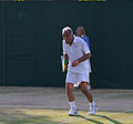Bahrami having fun.jpg
