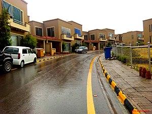 Bahria Town -  Villas in Bahria Town Rawalpindi.