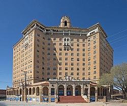 Baker Hotel Mineral Wells Texas Wikipedia