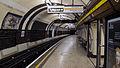 Bakerloo line platform Baker Street Underground Station.jpg