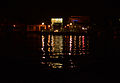 Balboa Island Ferry station at night photo D Ramey Logan.jpg