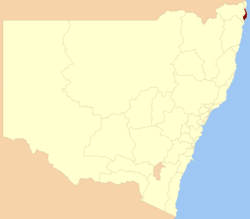 Ballina NSW State Electoral District.png