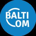 Balticom logo 2014. - 2017. gadā.png