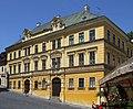 Banská Štiavnica - neo-renaissance building.jpg