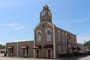 Barnesville, Georgia - Barnesville City Hall in Barnesville, Georgia