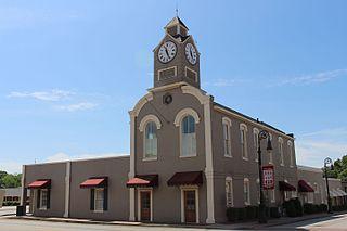 Barnesville, Georgia City in Georgia, United States