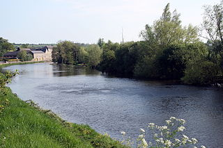 River Barrow Sidestrem of the river Suir