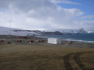 Artigas Base Antarctic base