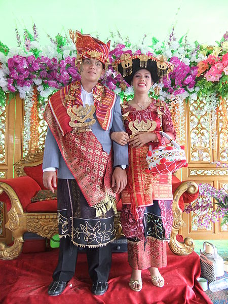 Fail:Batak Karo Wedding.jpg