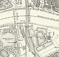 Battersea station on 1879 OS Map.jpg