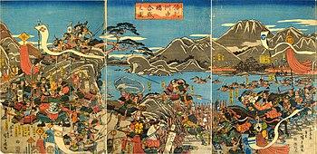 川 中島 の 戦い 川中島の戦い - Wikipedia