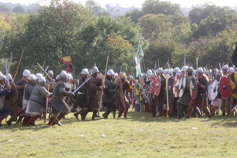 Battle of Hastings 8