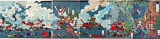 Battle of Sekigahara - The battle