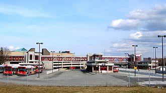 Bayshore station - Image: Bayshore OC station