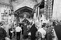 Bazaar Entrance, Tehran (14288758837).jpg