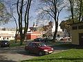 Bazylika, kościół oraz budynek miejskiego ratusza od tylca zusammen - panoramio.jpg