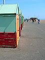 Beach Huts, Western Esplanade - geograph.org.uk - 409441.jpg
