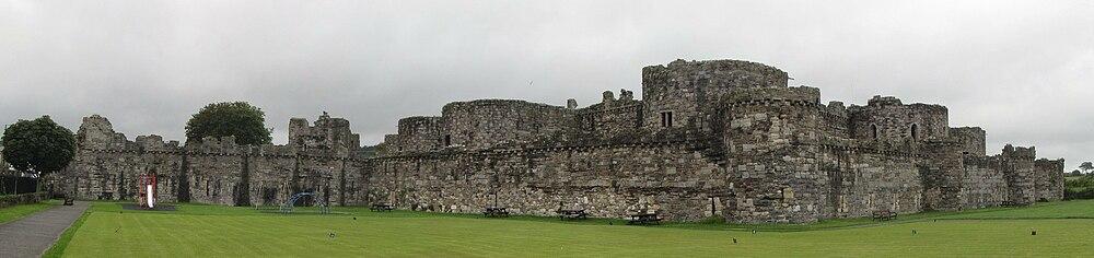 カーナーヴォン城の画像 p1_10