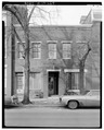 Bedford Brown Building, 113-115 South Fairfax Street, Alexandria, Independent City, VA HABS VA,7-ALEX,154-1.tif