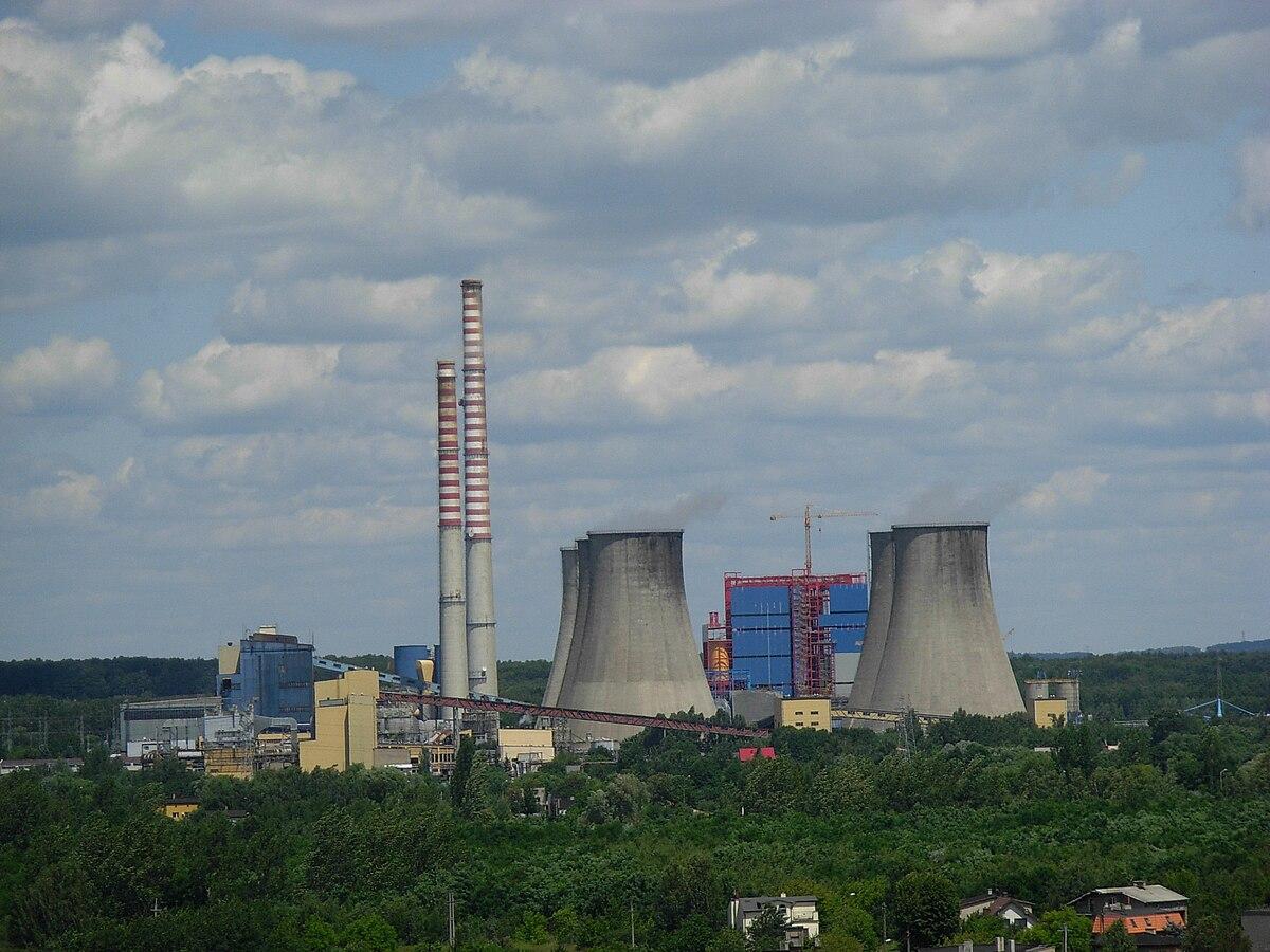 Kraftwerk Łagisza – Wikipedia