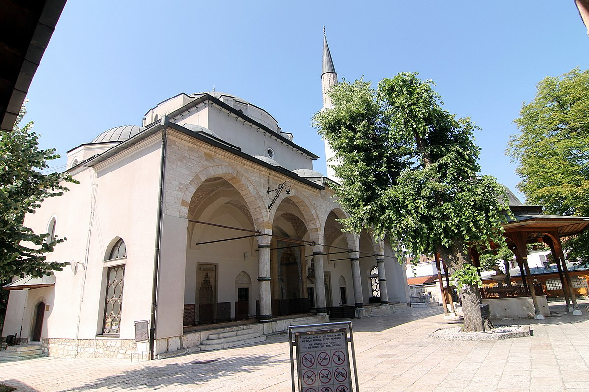 Gazi husrev beg mosque wikipedia thecheapjerseys Image collections