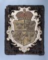 Begravningsvapen för drottning Konstantia av Polen - Livrustkammaren - 82264.tif