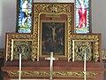 Behind the altar - geograph.org.uk - 1737404.jpg