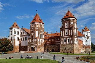 Architecture of Belarus