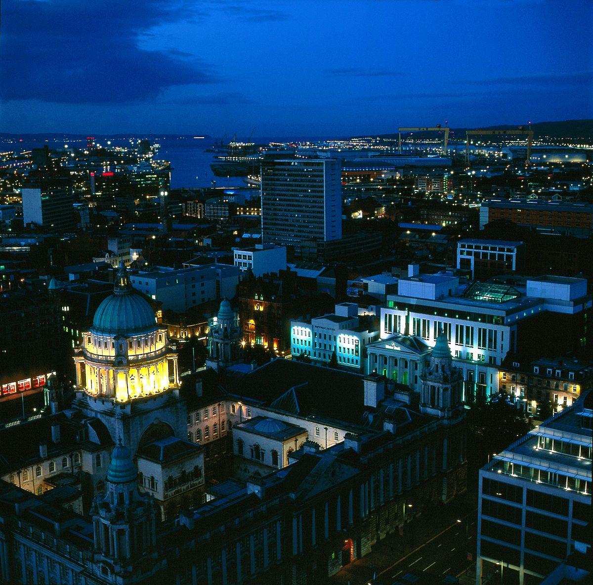 Belfast – Wikipedija