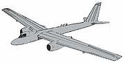 Bell X-16 artist depiction