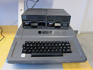 Apple II Plus - Image: Bell and Howell Apple II