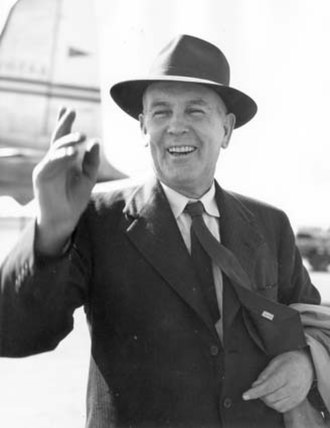 Ben Chifley - Chifley in the 1940s
