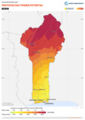 Benin PVOUT Photovoltaic-power-potential-map GlobalSolarAtlas World-Bank-Esmap-Solargis.png