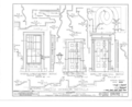 Benjamin Campbell House, Troup and South Fitzhugh Streets, Rochester, Monroe County, NY HABS NY,28-ROCH,5- (sheet 8 of 12).png