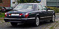 Bentley Arnage R (Facelift) – Heckansicht (3), 3. September 2012, Düsseldorf.jpg
