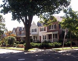 Glover Park - Benton Street in Glover Park