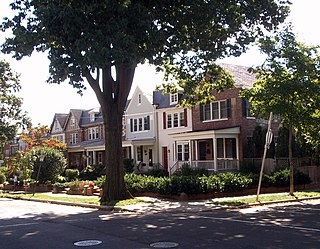 Glover Park Place in the United States
