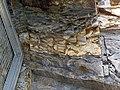 Bentonite (105.6 Ma) in the Dakota Sandstone (Lower Cretaceous) (Dinosaur Ridge, Colorado, USA) 8 (22219878631).jpg