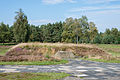 Bergen-Belsen concentration camp memorial - mass grave No 7 - 01.jpg