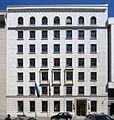 Berlin, Mitte, Taubenstraße 42-43, Bürogebäude Deutsche Heroldversicherung 03.jpg