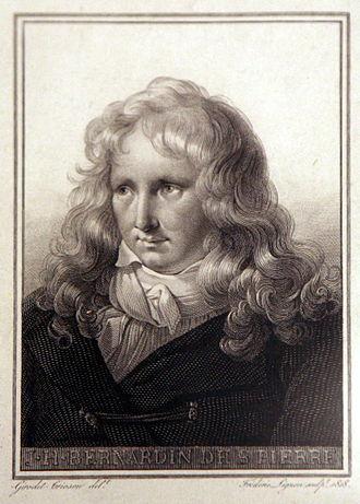 Jacques-Henri Bernardin de Saint-Pierre - Image: Bernardin de Saint Pierre Etinne Frédéric Lignon mg 8550