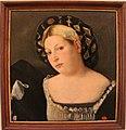 Bernardino licinio, ritratto di dama acconciata col balzo, ve 01.JPG
