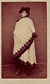 Bernoud, Alphonse (1820-1889) - La regina di Napoli Maria Sophie Amalie di Baviera (4 ott 1841-19 gen 1925).jpg