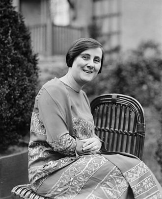 Bertha Lutz - Bertha Lutz in 1925